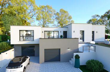 Pourquoi choisir un toit plat?